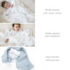 cellular blanket – colour options