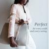 21-01-001_Mom _ Baby Handbag – Melaine Nude 2