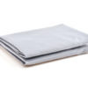 LARGE CAMP COT FITTED SHEETS