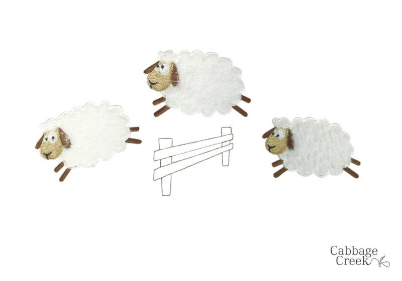 5 PIECE COT LINEN SET - SHEEP BROWN